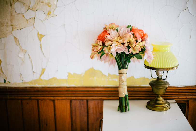 Wedding Details in a Lighthouse