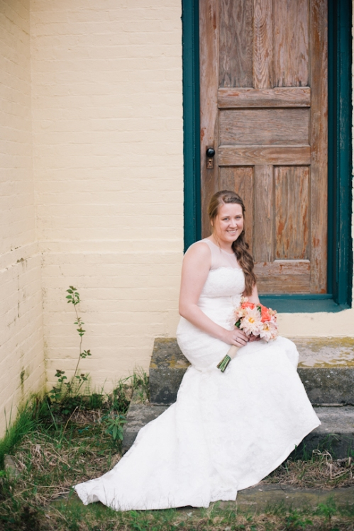 Lighthouse and Bride Picture