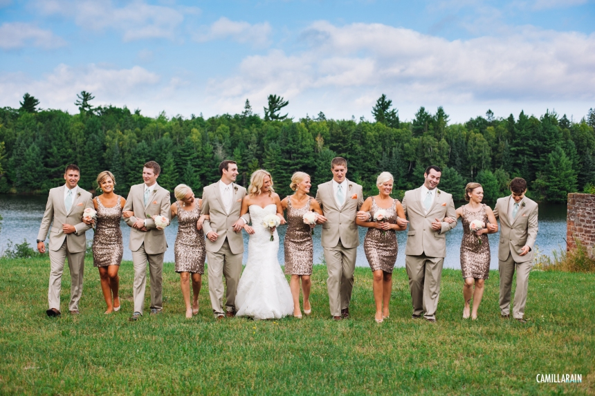 Wedding Photographer in the Upper Peninsula