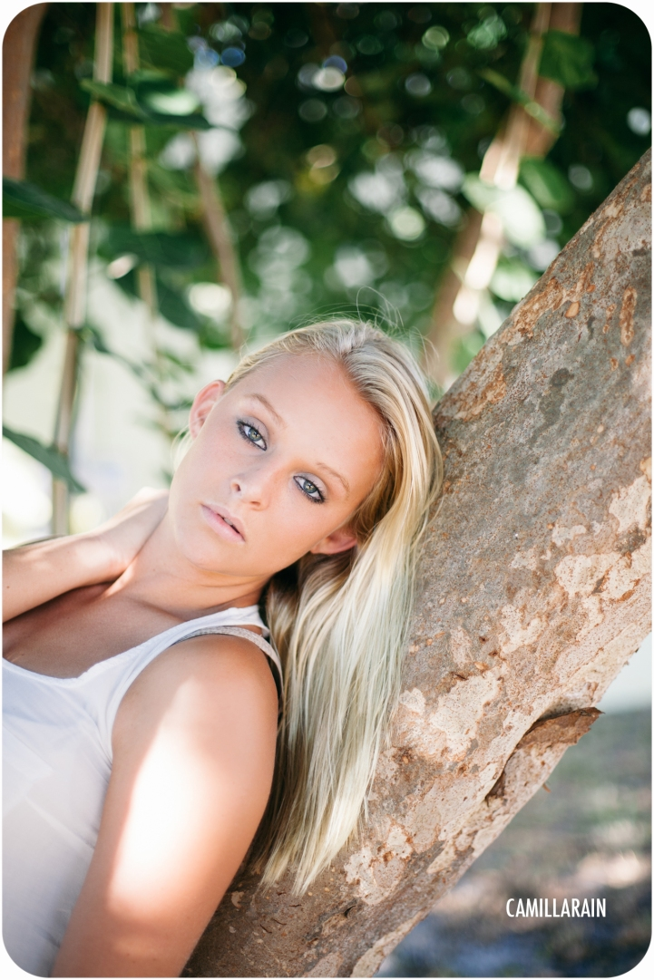 Senior Portraits in South Florida