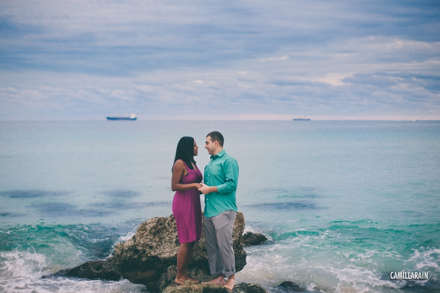 Engagement Session in Fort Lauderdale